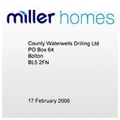 Miller Homes - Reference